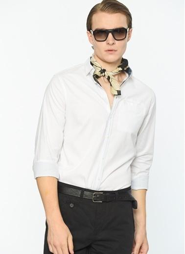 Blend Gömlek Beyaz